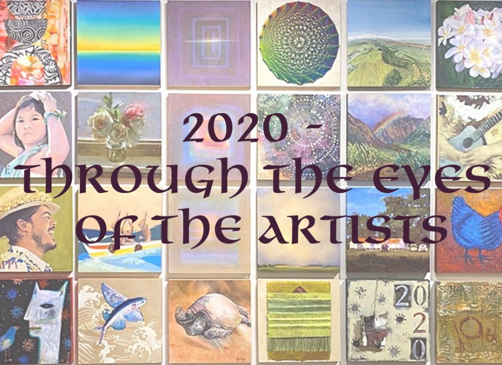 2020 Through the Eyes of the Artists
